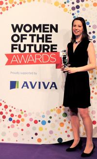 Rachel Tanner Women of the Future Award